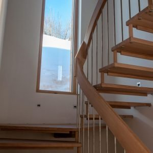 23 Stairs and window